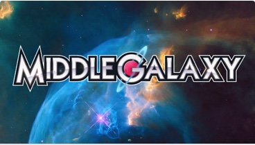 Middle Galaxy Icon