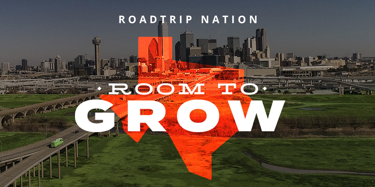 Logo for Room to Grow documentary